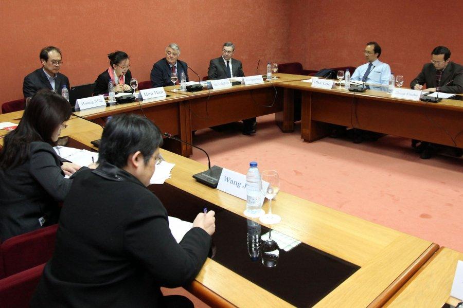 Pablo González Mariñas. Profesor de Dereito na UDC. Primeira parte.